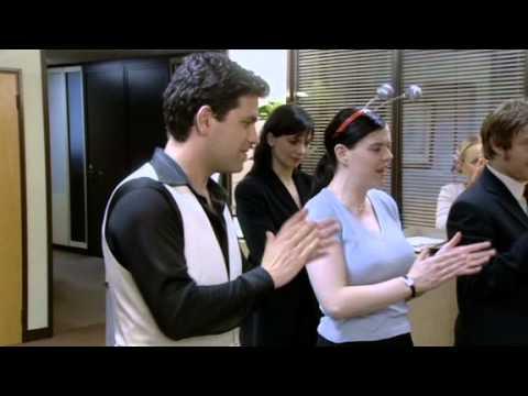 David Brent dance
