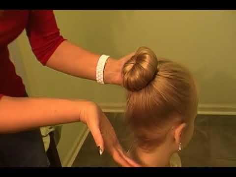 Disney Princess Hair Tutorial