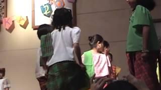 Kinder 2 Buwan ng Wika dance
