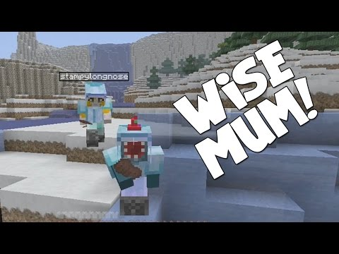 Minecraft Xbox The Forgotten Vale Stampys Wise Mum 7