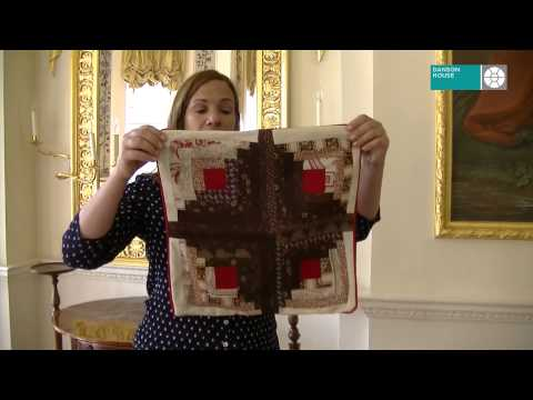 Tracy Chevalier's Top 5 Tips for the Beginning Quilter