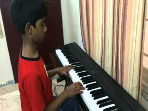 Yaar Yaar Sivam - Anbe Sivam Piano