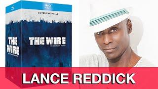 Lance Reddick Interview - The Wire
