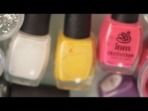 How to Polish Nails Professionally