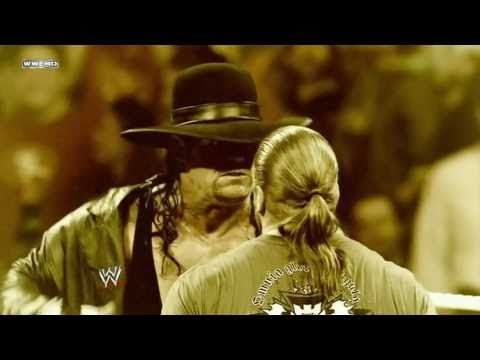 The Undertaker Vs. Triple H Wrestlemania 27 Promo (WWE RAW HD...