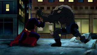 Superman Doomsday Given up