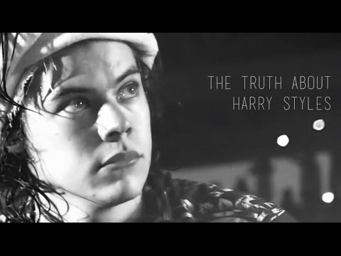 THE TRUTH ABOUT HARRY STYLES