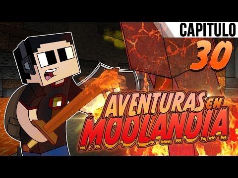Minecraft: Aventuras en Modlandia Ep. 30