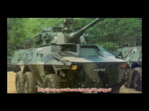 Tentera Darat Malaysia - Rejimen Artileri DiRaja & Kor Armor DiRaja