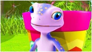 براعم | الدنيا روزي - تحميلات مفضلة | مجموعة | رسوم متحركة للاطفال | كارتون