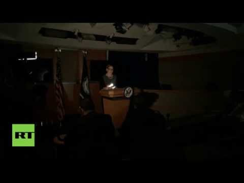 USA: Blackout in Washington D.C. leaves US government...