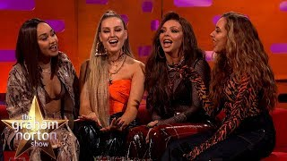 Little Mix Wow Graham By Singing In Japanese The Graham Norton Show