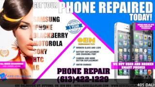 Cell Phone Repair Services in Ottawa - iPhone Repair, Screen Replacement & More