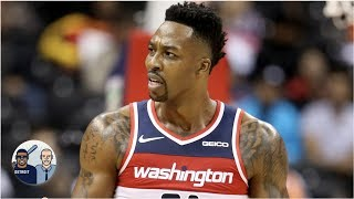Clippers over Lakers? Dwight Howard's future with the Wizards? | Jalen & Jacoby