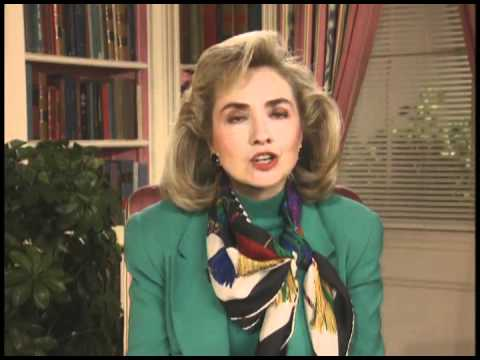 First Lady Hillary Rodham Clinton's PSA on Health Care