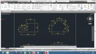 3-)Line UYGULAMA / AutoCAD Education /