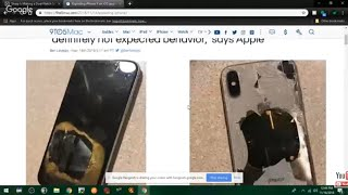 Apple Iphone X Explodes After iOS 12.1 Update, Sharp Dual Notch Design Is Hideous & Pointless