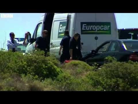 BBC News   Madeleine McCann  Police in Portugal begin scrubland search