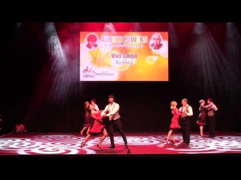 Sydney Latin Festival 2017 - VIVA TANGO