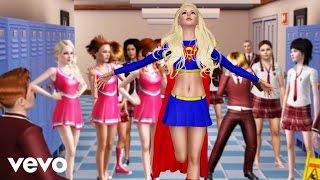 Watch Kerli Supergirl video