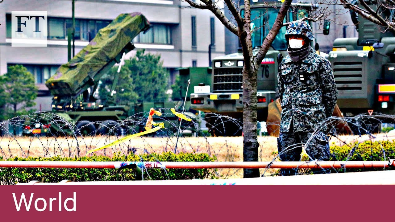 Japan's new missile shield against N Korea | World