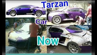 Tarzan car condition in 2017 - 18 | Tarzan car conditions