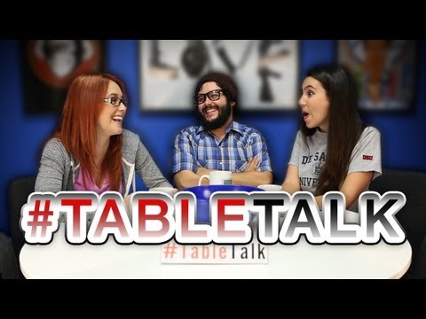 Crime Fighting Teams, Internet Influence, and the Animal Extinction - #TableTalk