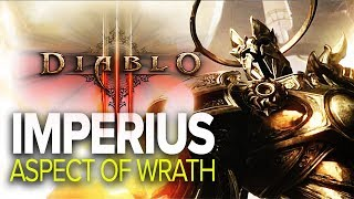 The Tragic Downfall of Imperius - Aspect of Wrath [Diablo Lore]