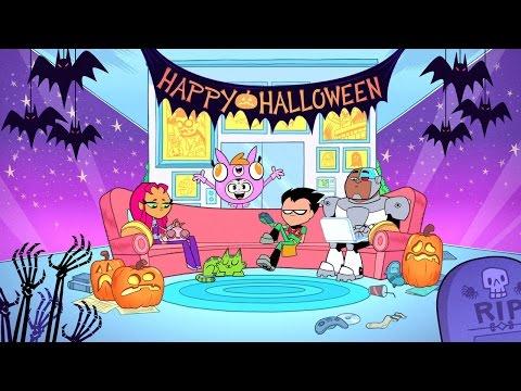 "Teen Titans Go! - ""Halloween"" (clip)"