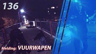 VUURWAPEN melding tijdens onze dienst. Politievlogger Jan-Willem 👮♂️