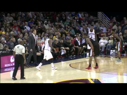 Kyrie Irving Drops 55 on the Blazers!