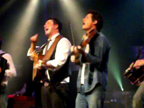 Wagon Wheel - Old Crow Medicine Show - Mumford and Sons - Jerry Douglas - Ryman - Nashville - 3/8/12