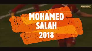 Mohamed Salah ● Skiils Show | 2018