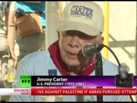 "[56] President Jimmy Carter Breaks the Set, America's Deadliest Export: ""Democracy"""