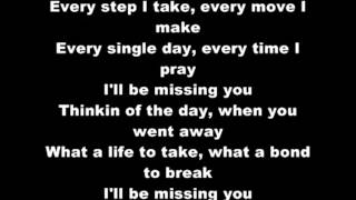 Baixar - Puff Daddy I Ll Be Missing You Lyrics Grátis