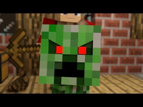 Monster School (Preschool) - Killing Humans! - Minecraft Animation