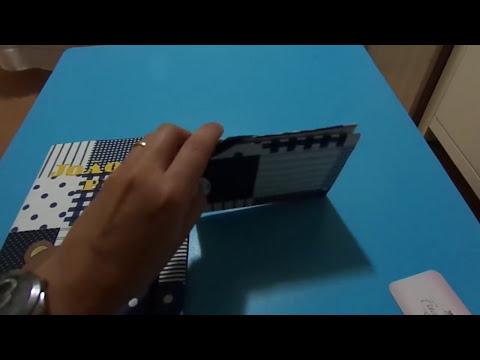 Porta documentos | Fitas e Fricotes