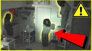 After Hearing Strange Noises At Night, He Put A Hidden Camera In His Kitchen. He Found this...SCARY!