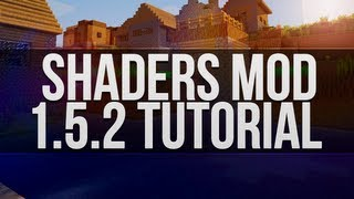 Minecraft rudoplays shaders download