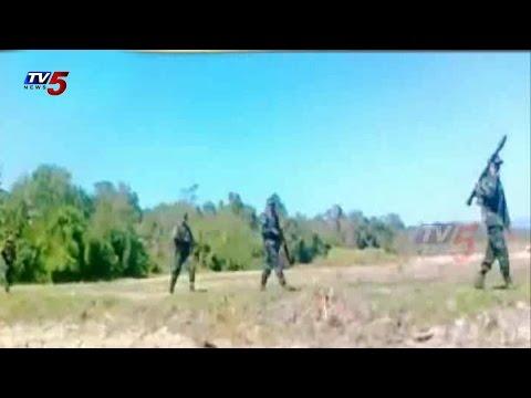 Bodo Terrorists Kidnap Telugu Employees In Assam : Tv5 News video