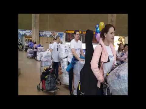 250 репатриантов из Украины приземлились в Израиле