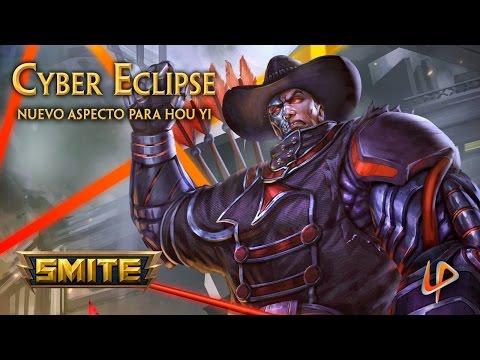 Revelación de Aspecto Cyber Eclipse - Dios Hou Yi