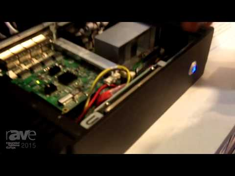 ISE 2015: Lex Systems Showcases Twister-CI770A + E616A Motherboard