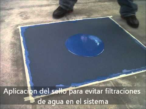 Como se aplica correctamente el piso epoxico lgm youtube - Como alquilar un piso ...