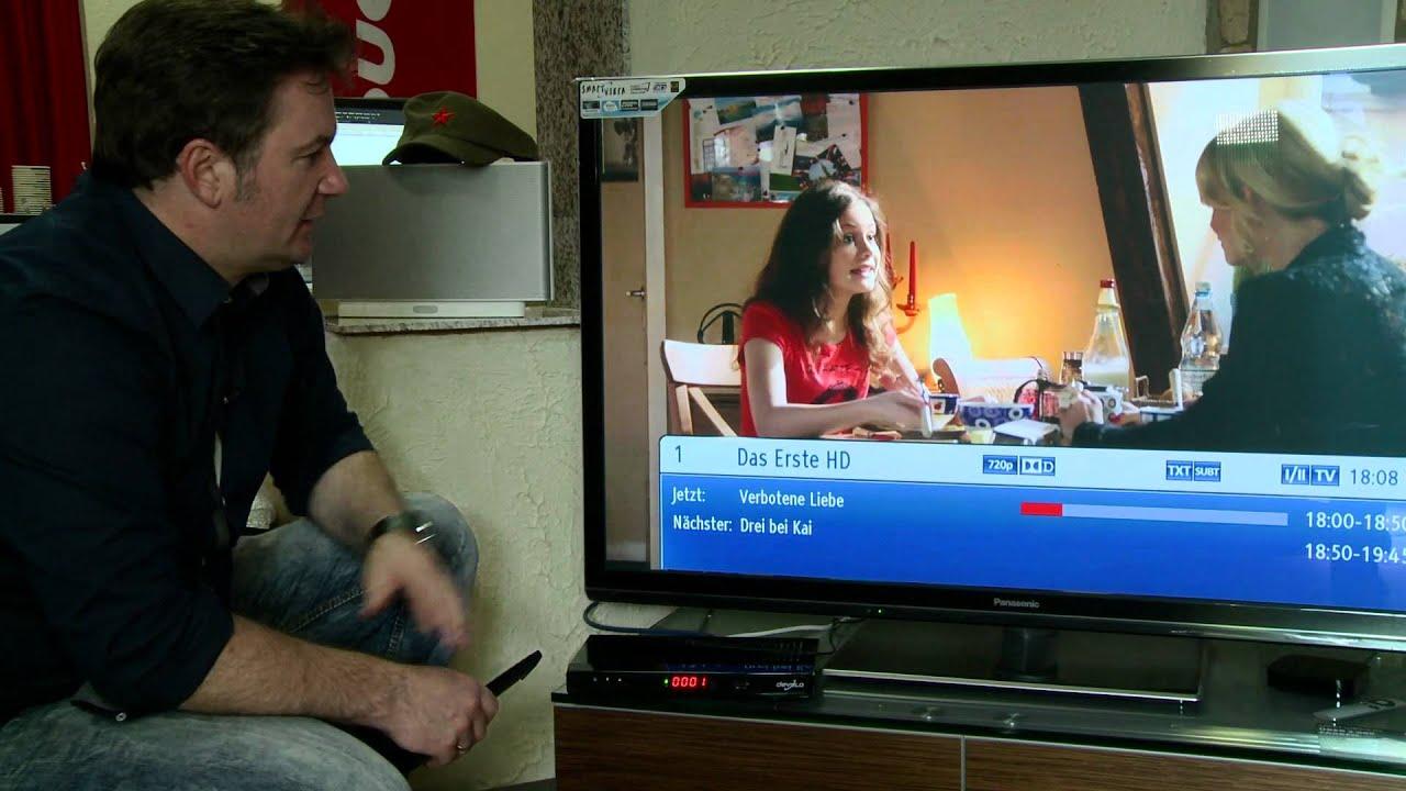 satellitenfernsehen ohne kabel verlegen einfach. Black Bedroom Furniture Sets. Home Design Ideas
