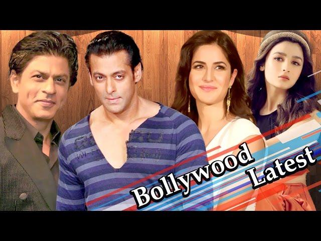 BTW - Shah Rukh Salman Arpita Katrina Kaif Alia Bhatt and more