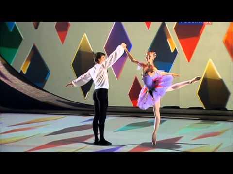 Кристина Андреева и Олег Ивенко - Арлекинада.