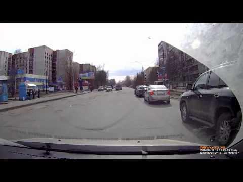 Авария в Архангельске 19 04 2014