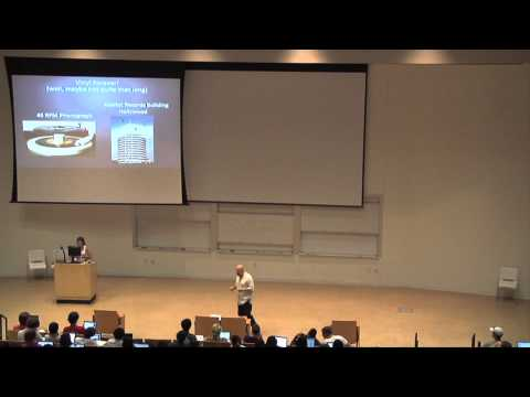 ECON 125 | Lecture 12: Ken Weiss - Arts Entrepreneurship
