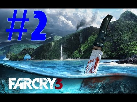 FarCry 3 : CAÇANDO CROCODILO E JAVALI Parte #2